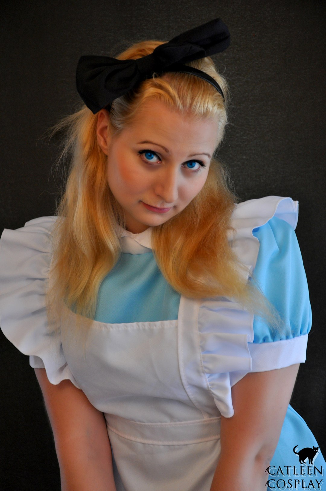 Alice Alice In Wonderland Catleencosplay