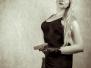 Helga Sinclair Black Dress (Atlantis)