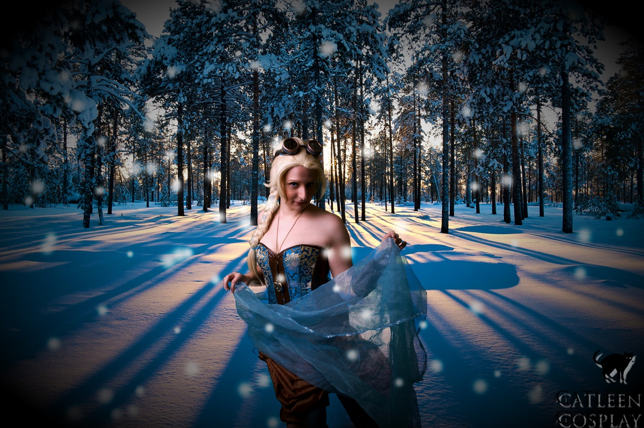 catleencosplay-steampunkelsa-frozen-disney4
