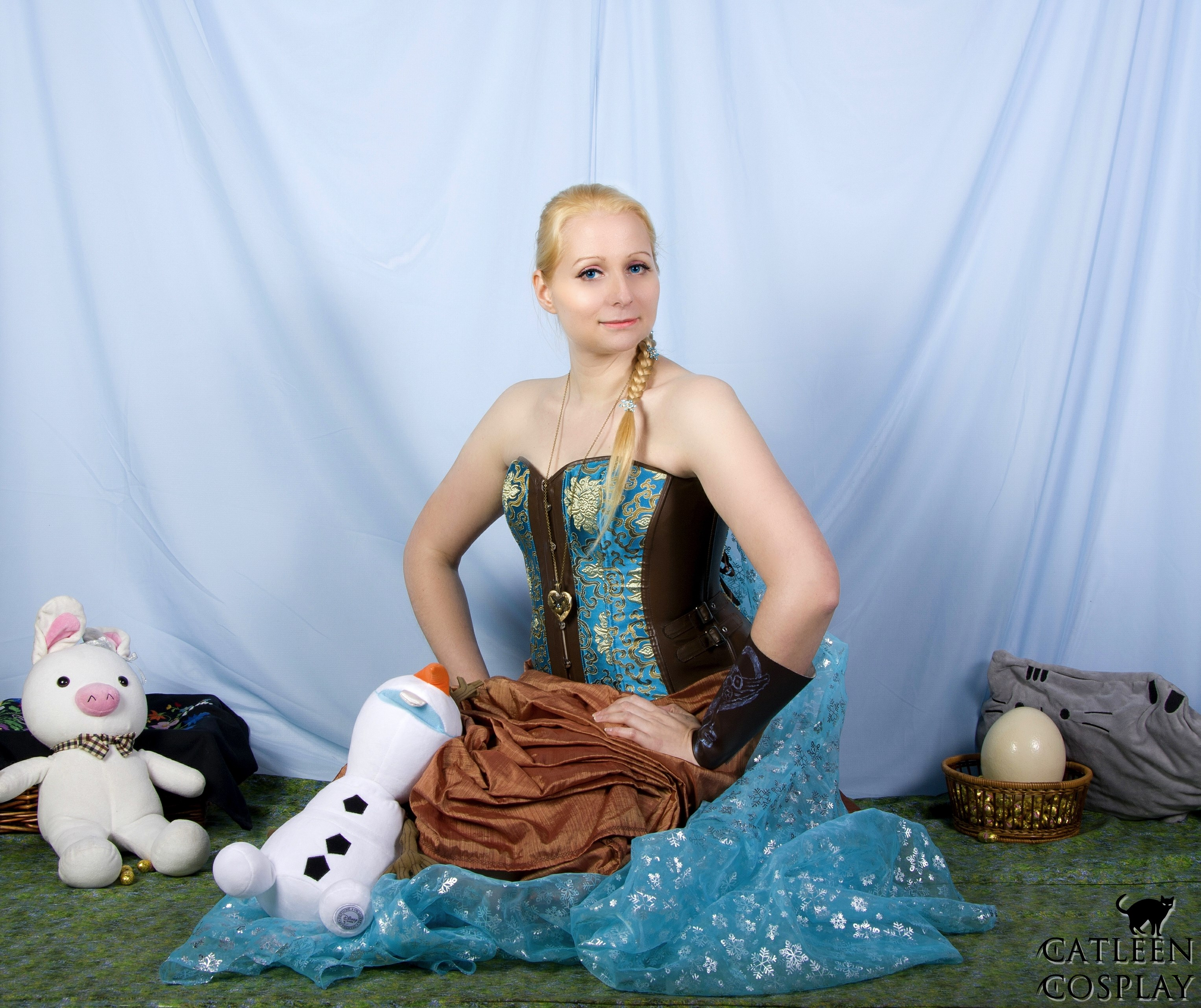 catleencosplay-steampunkelsa-frozen-disney3